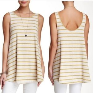 We The Free Striped Tank Top